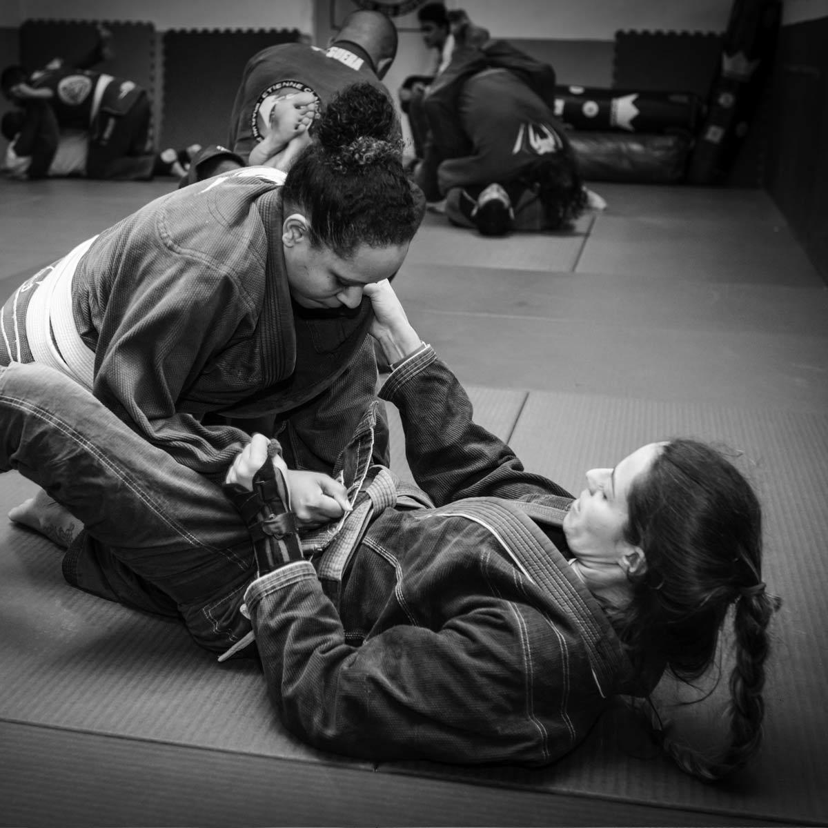 Horaires Jiu Jitsu Brésilien Marseille