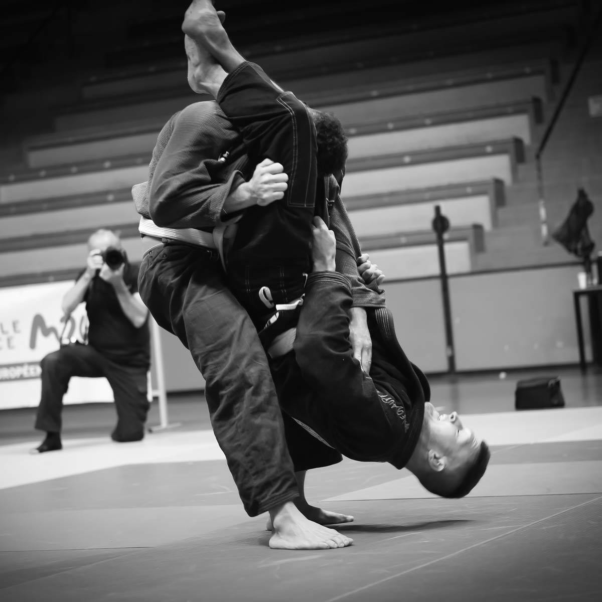 Competition JJB Jiu Jitsu Brésilien